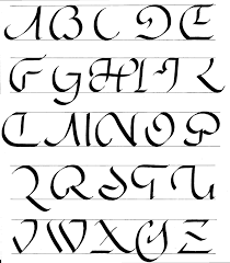 awesome of cool letter designs a z to draw letter master