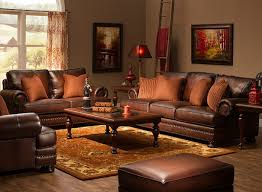 Living Room Couch by Living Room Leather Sofas With Nailhead Trim Best Images About