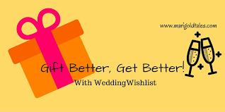 wedding wish list registry get your own wedding registry with the wedding wishlist