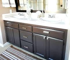 painting bathroom vanity ideas espresso bathroom cabinet ideas upandstunning club