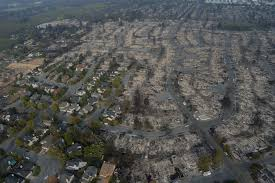 California Wildfires Global Warming by How Climate Change Is
