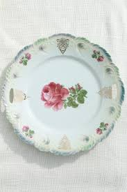 vintage china patterns antique vintage china plates w different patterns flowers bouquets
