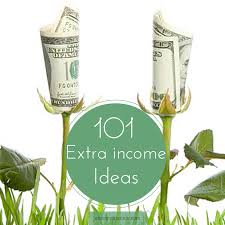 101 ways to earn extra money hustling one cent at a time