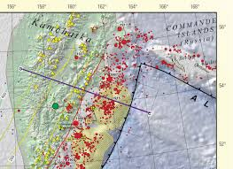 Portland Earthquake Map by Jay Patton Online The Center Body And Range Of Technically
