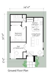 Tiny House Ottawa Nepean Point Floor Plan Ekobuilt