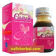 madu gairah obat perangsang wanita dari herbal nafis herbal