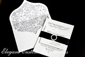 Wedding Invitations Houston Elegant Custom Invitations Houston Isabella Invitations