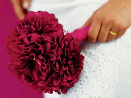 How To Make Wedding Bouquets How To Make A Simple But Elegant Bridal Bouquet Sunset