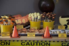 construction party ideas birthday party ideas construction image inspiration of cake and