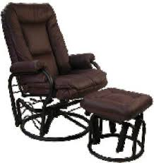 Swivel Rocking Chair With Ottoman Swivel Glider Rocker Chair With Ottoman Foter