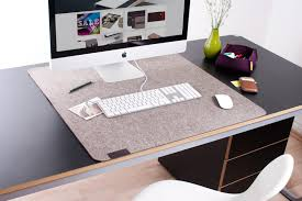 Small Desk Pad Our Large Desk Pad Made Of Genuine Wool Felt Desk Pad King Of