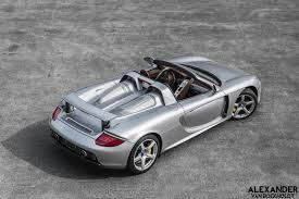Porsche 918 Carrera Gt - amazing silver porsche carrera gt with cocoa interior gtspirit