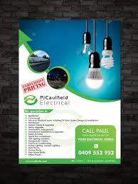 switchboard design for home elegant playful flyer design for pj caulfield electrical pty ltd