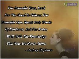 quotes about beauty in you famous actress audrey hepburn top best quotes with pictures