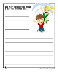 writing worksheet printable summer writing practice worksheets woo jr