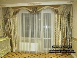 Stylish Design Ideas Bedroom Curtain For Designs And Styles For - Bedroom curtain design ideas