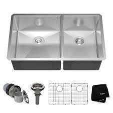 Black And White Kitchen Designs Ideas And Photos by Kitchen Sinks Amazon Com