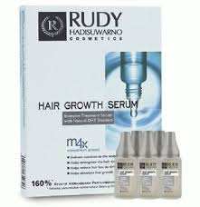 Serum Rudy rudy hadisuwarno growth hair serum intensive treatment for hair