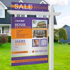 stunning real estate sign design ideas contemporary home design
