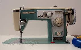 sewing machine serendipity custom style