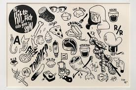 best design mural tattoo flash mcbess images on designspiration