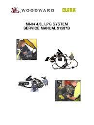 montacargas toyota 4 tons service manual 91507b mi04 4 3l gm epa