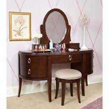 furniture classic white vanity for bedroom designed with