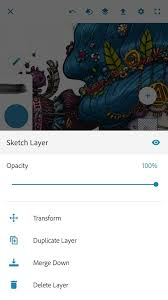 adobe photoshop sketch android apps on google play