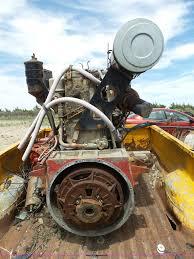 cummins 855 six cylinder turbo diesel engine item ar9356