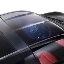 corvette stingray 2014 2014 2018 c7 corvette genuine gm transparent tinted removable roof