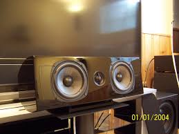 home theater center speaker closed phase technology darts digital audio reference theater