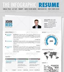 infographic resume templates infographic resume exles exles of resumes