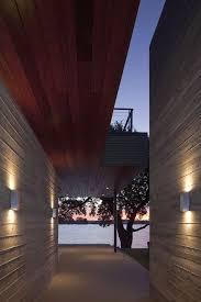 Contemporary Outdoor Lighting Board Form Concrete Tile Ideas Exterior Contemporary With Outdoor