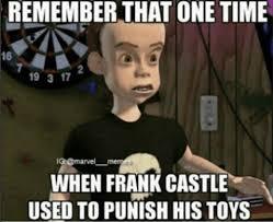 Frank Meme - 9 punisher memes as brutal as the series and frank castle himself