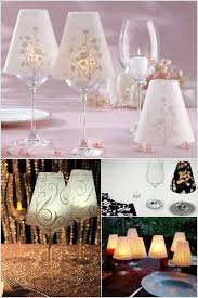 Wine Glass Decorating Ideas 10 Awesome Craft And Decoration Ideas Using Wine Glasses