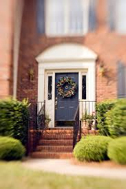 door house how to pick a front door color for a brick home hunker