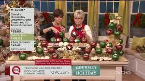 cheryl s 6 ornaments with treats and 1 bonus ornament