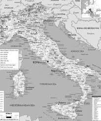 Map Of Italy With Cities by Vintage Europe Map Background Old World Stock Illustration Image