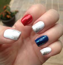 red white and blue nail designs nail art