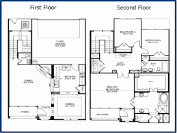 3 bedroom 2 story house plans 1 story house plans with loft new 2 story master bedroom 2 story 3