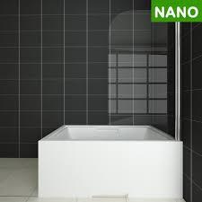 100 folding glass bath shower screen aica chrome pivot folding glass bath shower screen bathroom outstanding bathtub shower screen singapore 89 fold