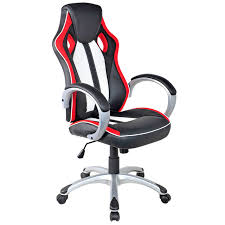 Desk Gaming Chair Giantex Executive Racing Style Gaming Chair Modern High Back
