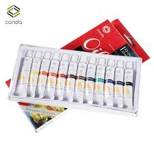 online shop conda water resistant 12 colors 12ml tube acrylic