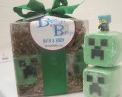 Minecraft Bathroom Accessories Berwyn Betty U0027s Bath U0026 Body Shop By Berwynbettysbathshop On Etsy
