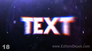 best top 20 free 3d intro templates sony vegas after effects