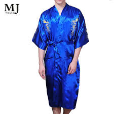 robes de chambre homme japonais kimono hommes peignoir robe de chambre hommes peignoir