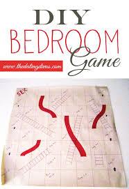 fun bedroom games diy bedroom games