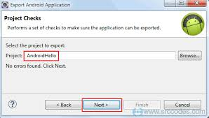 key for converter apk build android application package file apk using eclipse ide and