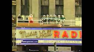 radio city christmas spectacular christmas in aug rockettes
