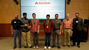 Texas travel contests images High school students code at the spring programming contest jpg
